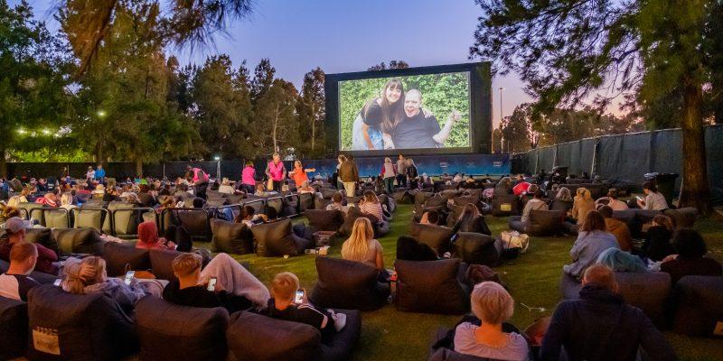Community Cinemas Opening Night